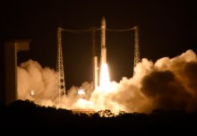 Space mission to test gravitational wave detector lifts off