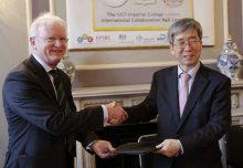 Imperial and GIST commit to closer collaboration in plastic electronics