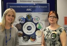 Alumni to support  ARC and AMR research