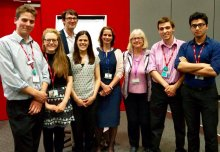 Medics recognised for work on risks of common bile duct stents