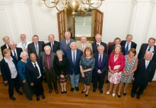 Dedicated Imperial staff recognised for decades of service to the College