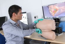 Robotic rectum may aid prostate cancer diagnosis