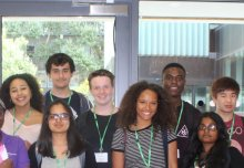 Sutton Trust students have brilliant week in Electrical Engineering