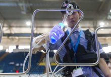 Imperial team sets off for the Bionic Olympics