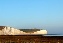 Cliff erosion rates in Sussex have accelerated ten-fold in the past 200 years
