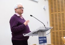 Biology through the looking glass: Sir Paul Nurse speaks at Imperial