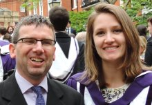 Abby Casey wins RSC Energy Sector PhD Thesis Award