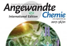 May 2017 - Article in Angew. Chem. Int. Ed. Published