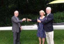 Imperial Boat Club honours academic's 20 years of dedication to the sport