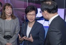 Hong Kong leader sees med tech innovation at Imperial