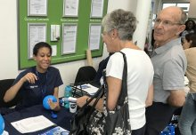 The science behind health showcased at community open day