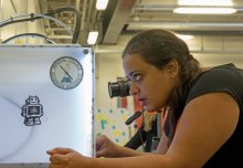 Profile: Larissa Kunstel-Tabet, Imperial College Advanced Hackspace Fellow