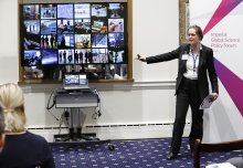 Diplomats and scientists debate the future of smart cities at Imperial