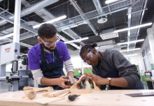 Young inventors get hands-on experience in Imperial's Maker Challenge