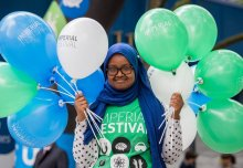 Volunteering opportunities at Imperial Festival 2018