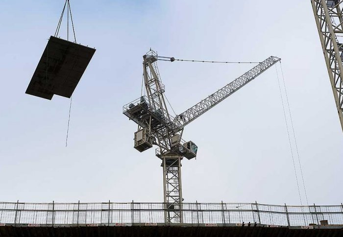 Strategy for the Francis Crick Institute unveiled at topping out ceremony