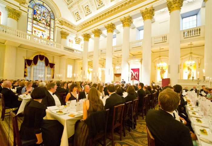 City and Guilds College Association hundredth annual dinner