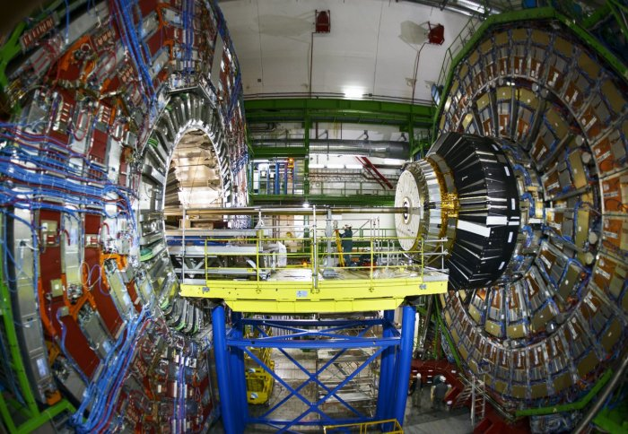 Imperial Podcast: Visiting the Large Hadron Collider and why bike helmets matter