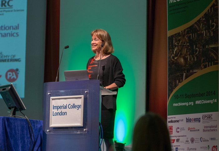 Imperial's President launches milestone bioengineering conference
