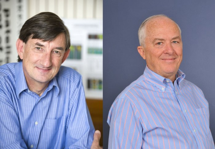 Two Mechanical Engineering Professors Elected FREng.