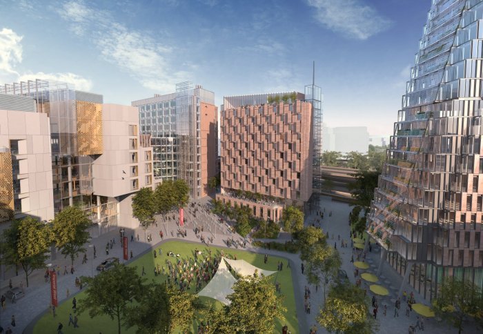 design team appointed  biomedical engineering hub  imperial west imperial news imperial