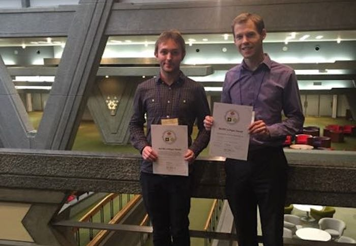 QPV students win awards at World Conference on PV in Kyoto!