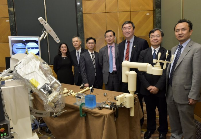 Imperial and CUHK launch the collaboration