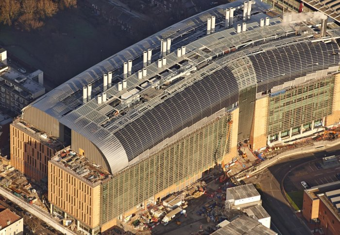 The Francis Crick Institute - February 2015