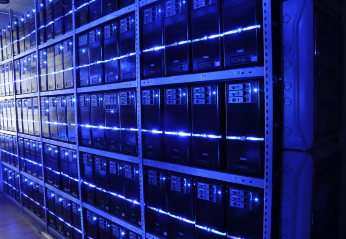 Balticservers data centre