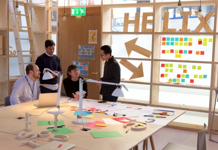 London Design Festival showcases healthcare design hub at Imperial