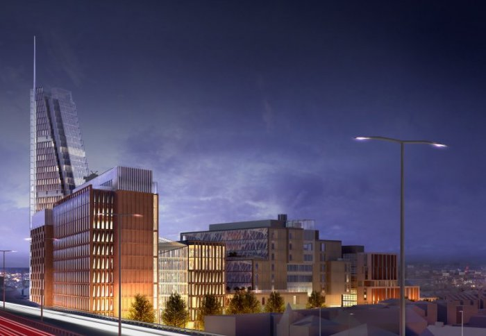 Work To Begin On White City Campus Apartments Imperial News College London