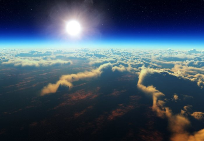 Early Earth had upper atmosphere rich in oxygen, discover ...