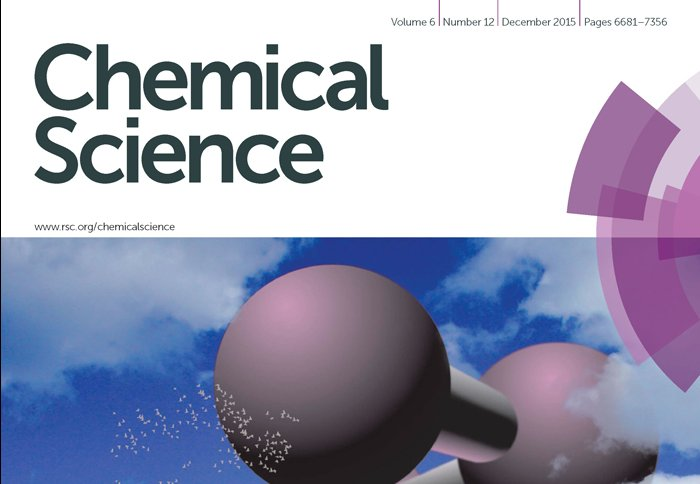 Aug 2016 - Article in Chem. Sci. Published