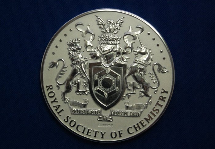 Royal Society of Chemistry medal