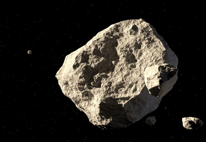 Imperial researchers support asteroid awareness day