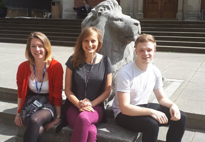 EPSRC Doctoral Prize Winners