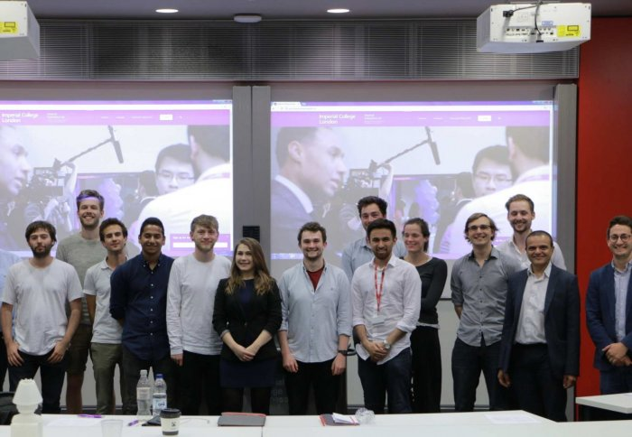 Imperial's QTIP students explore quantum tech innovation and entrepreneurship