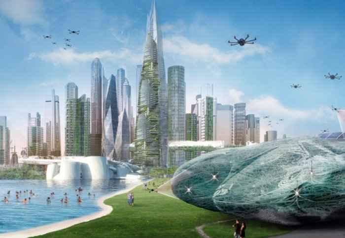 Drones In The Future May Make Cities Smarter Safer And More Efficient
