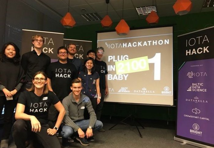 Imperial team takes first place in IOTA Hackathon