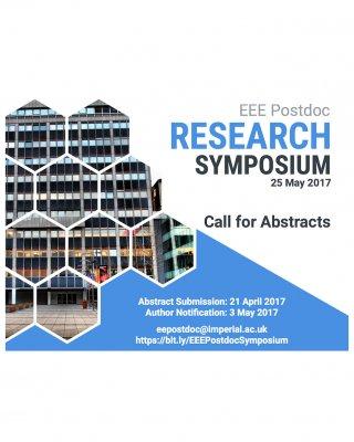EEE Postdoc Research Symposium