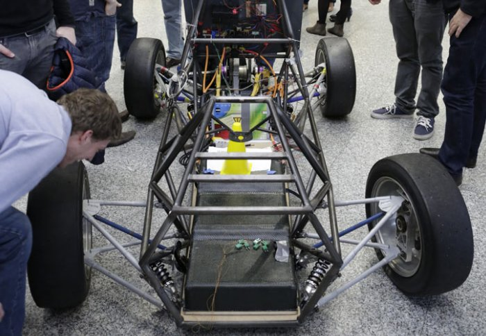 From Formula Student To Formula One Alumni Share Stories