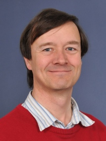 Picture of Professor Paul D Lickiss